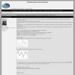 Société d'Astronomie de Rennes / CdR de (22) Kalliope le 7 février 2012
