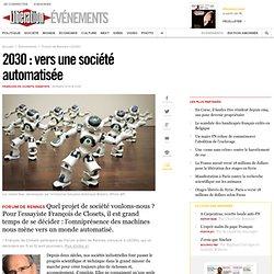 2030: vers une société automatisée