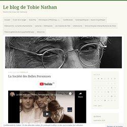 La Société des Belles Personnes -Tobie Nathan