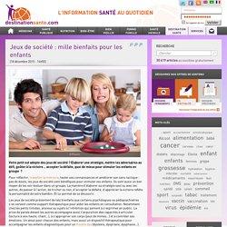 » Jeux de société : mille bienfaits pour les enfants