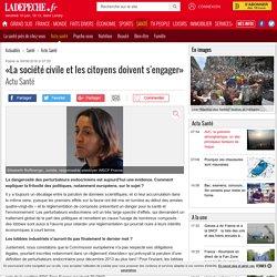 «La société civile et les citoyens doivent s'engager» - 09/06/2016 - ladepeche.fr