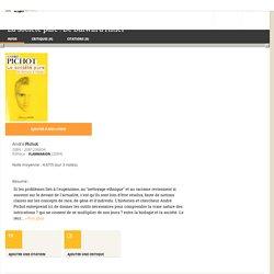 La société pure : De Darwin à Hitler - André Pichot