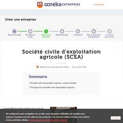 Créer une SCEA : société civile d'exploitation agricole
