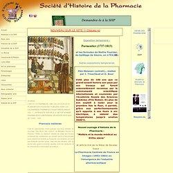 Société d'Histoire de la Pharmacie