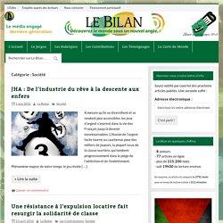 Société – LE BILAN