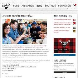 Jeux de société Montréal - Randolph Pub Ludique