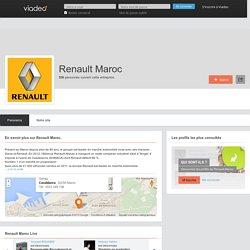 Société Renault Maroc