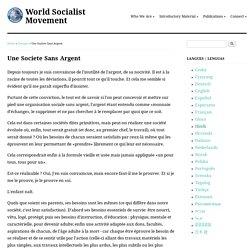 World Socialist Movement