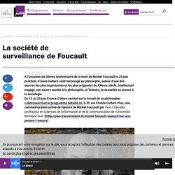 La société de surveillance de Foucault