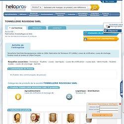 Tonnellerie Rousseau sarl sur Hellopro.fr