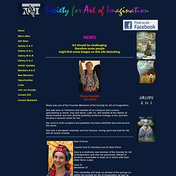 Society for Art of Imagination - News