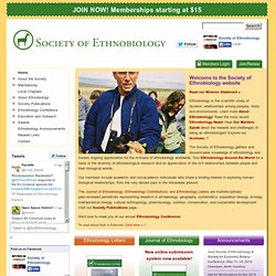 Society of Ethnobiology