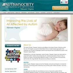 About Us - Autism Society of Tidewater Virginia