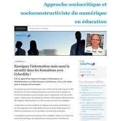 Réseaux sociaux, identité numérique et éducation