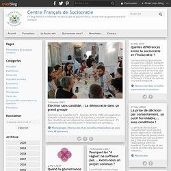 sociocratie - Centre Français de Sociocratie