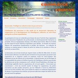 Sociocratie, l'intelligence collective dans la gouvernance