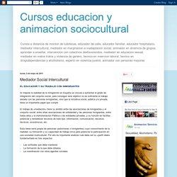 Mediador Social Intercultural - Cursos educacion y ...