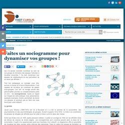 Faites un sociogramme pour dynamiser vos groupes !