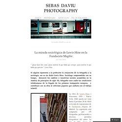 La mirada sociológica de Lewis Hine en la Fundación Mapfre | SEBAS DAVIU PHOTOGRAPHY