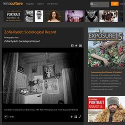 Zofia Rydet: Sociological Record - Photographs from Zofia Rydet's Sociological Record
