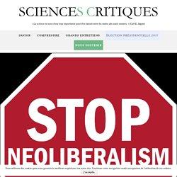 La sociologie contre le néolibéralisme