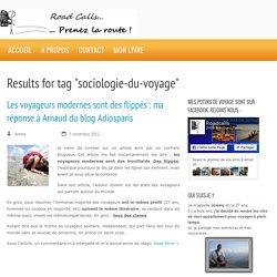 Sociologie Du VoyageRoad Calls