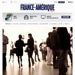 Une sociologue passe la mentalité des Américains et des Français à la loupe – France-Amérique