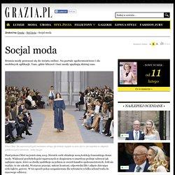 Socjal moda - Grazia