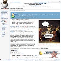 Nonciclopedia: Dialoghi socratici