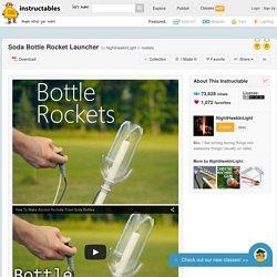 Soda Bottle Rocket Launcher - All