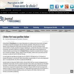 St-Benoît : L'Arbre Vert acquis par Sodalis - Journal des Professionnels