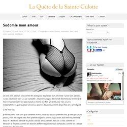 La Quête de la Sainte-Culotte
