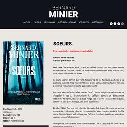 Soeurs - Bernard Minier