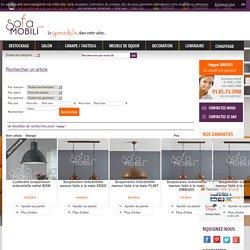 indus Sofamobili : meubles de salon, canapés, luminaires & déco