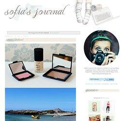 Sofia's Journal: travel