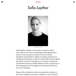Sofia Jupither