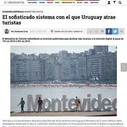El sofisticado sistema con el que Uruguay atrae turistas