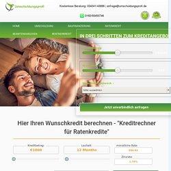 Günstiger Online Sofortkredit mit Sofortzusage