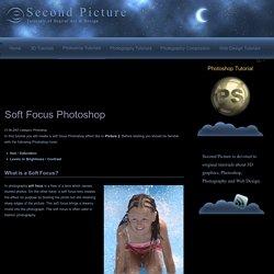 Soft Focus Photoshop