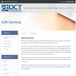 DCT Facilities