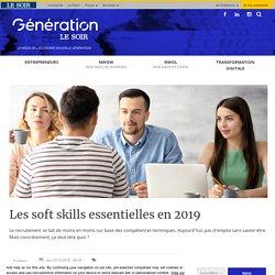 Les soft skills essentielles en 2019