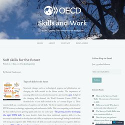 Soft skills for the future – Skills and Work
