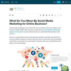 Leading digital marketing company in Canada