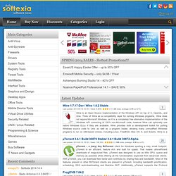 Softexia | Update and Buy Software!
