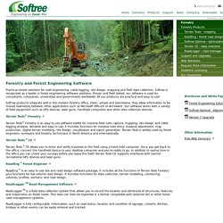 Softree - Forestry Software