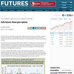 Commodity Brokerage Specializing in Online Futures and Options Trading
