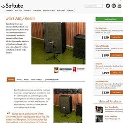 Softube - Bass Amp Room