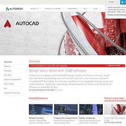 AutoCAD Training Tips & Tricks