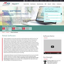 Retail Retail Billing System Software India