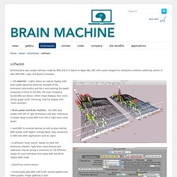 software | brainmachine